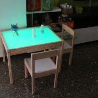 Mesa de luz happymama 2