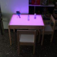 Mesa de luz happymama 3