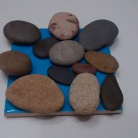 Provocación con piedras 4
