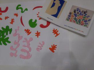 Conociendo a Matisse- Reto Nuestros Pequeños Artistas