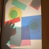 Circulos y cuadrados