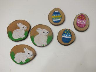 Tres en Raya de Pascua DIY