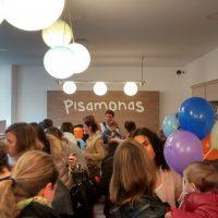 Inauguración de Pisamonas