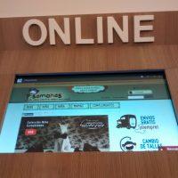 Sistema online de tienda