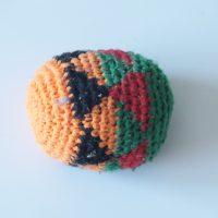 Pelota de crochet