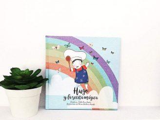 Hugo y la receta mágica- Valle Pérez. Con SORTEO.