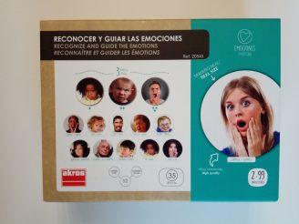 Juegos para identificar las emociones- Con SORTEO.
