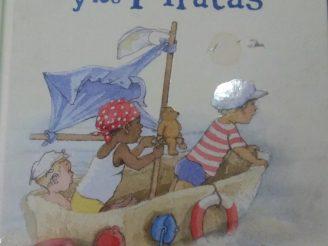 El capitán Hugo y los piratas. Peter Bentley y Helen Oxenbury-Felíz día del libro.