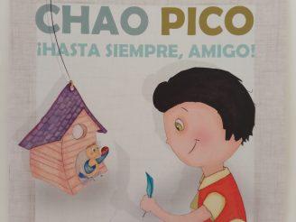 Chao Pico ¡Hasta siempre amigo! Paloma Parejo- CON SORTEO