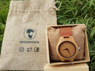 Woodenson, relojes de madera y más. Con SORTEO.