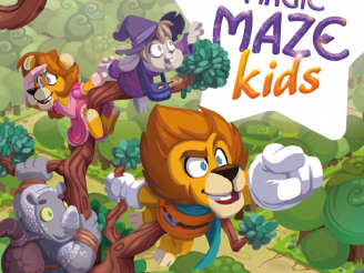 Magic Maze Kids. Con SORTEO