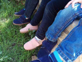 Minishoes, zapatos cómodos para niños felices. Con DESCUENTO.