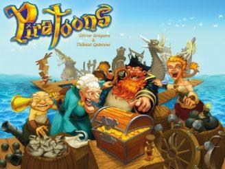 Piratoons. El juego.