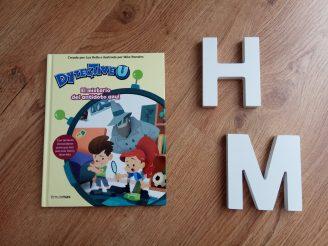 El misterio del antídoto azul, un cuento para ayudar a niños con dislexia.