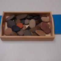 Provocación con piedras
