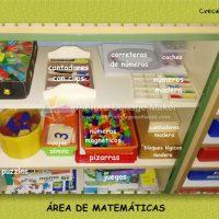 Área de matemáticas