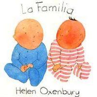 La familia- Libros del chiquitín