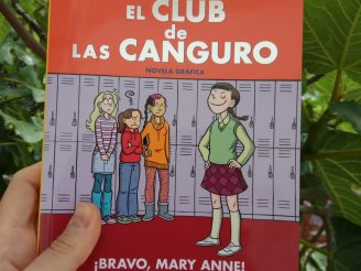 El club de las canguro- ¡Bravo, Mary Anne!