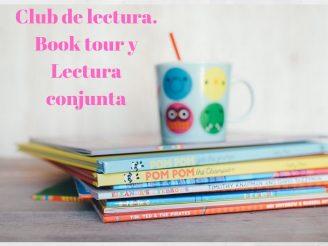 Club de lectura. Book tour y Lectura Conjunta.