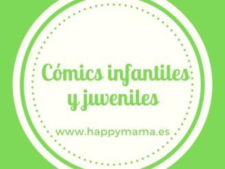 Selección de cómics infantiles y juveniles