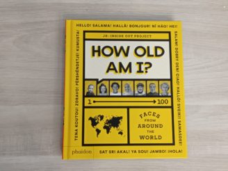 How Old Am I? 1-100 Faces From Around the World- JR and Julie Pugeat