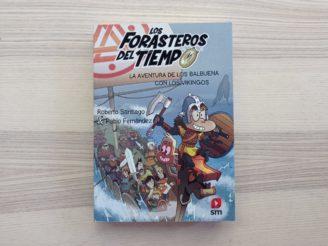 La aventura de los Balbuena con los vikingos – Roberto Santiago